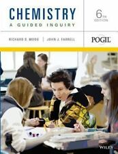 Chemistry : A Guided Inquiry by Richard S. Moog and John J. Farrell (2014, Paper