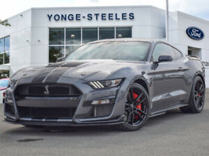 2021 Ford Mustang Shelby GT500 950A DELIVERY KMS BEST OPTIONS ~RARE~