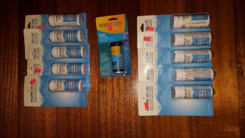 Pool test strips Sodium Chloride, Chlorine Salt, Spa, Jacuzzi x 110 strips
