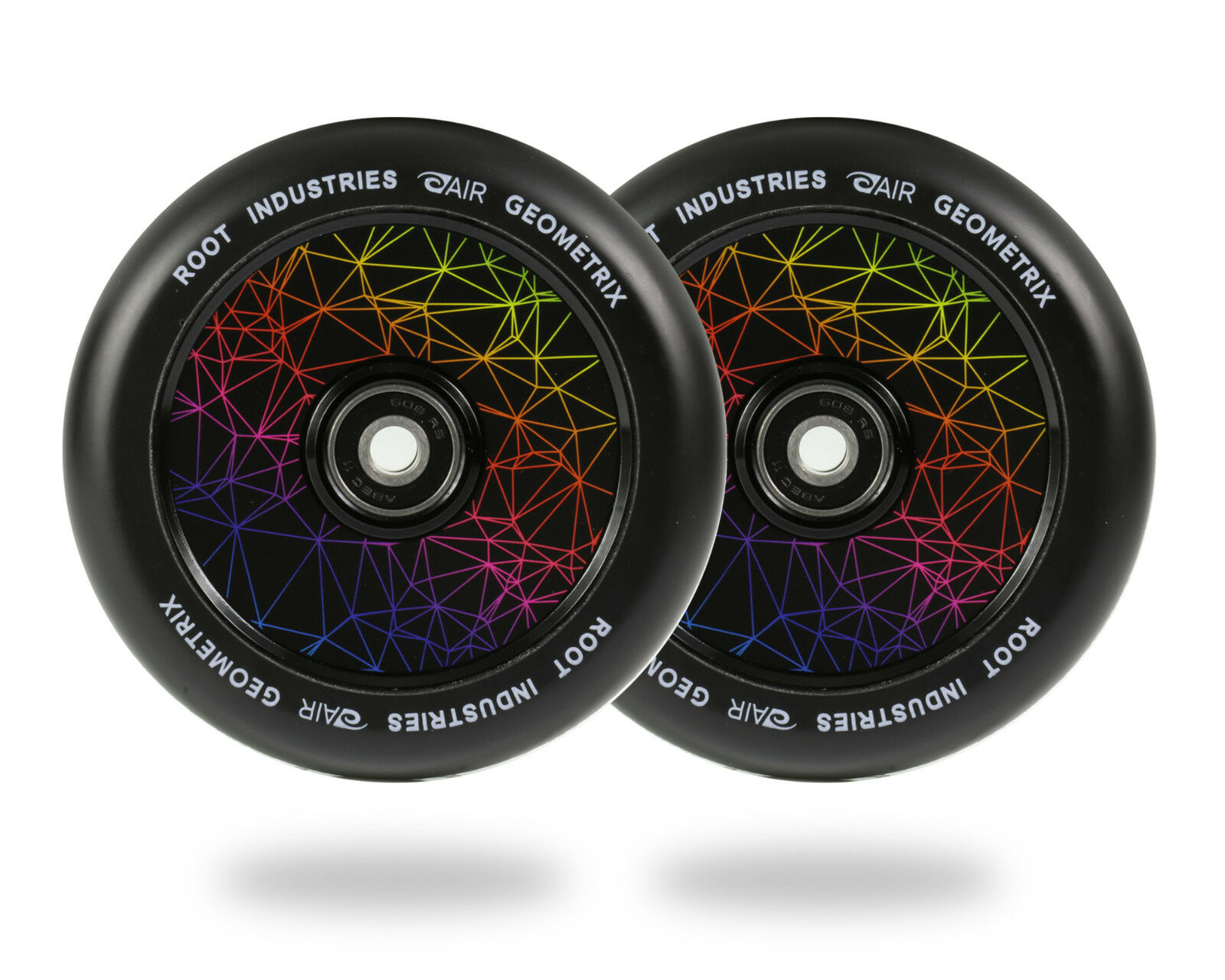 ROOT INDUSTRIES SCOOTER WHEELS GEOMETRIX 110mm and 120mm