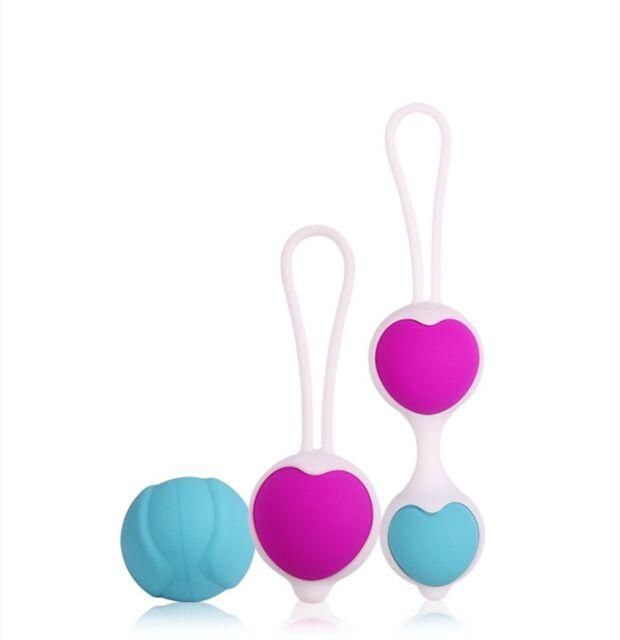 Ben wa balls with string