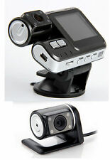Autokamera mit Rückfahrkamera / HD Dashcam & Review Cam, DVR Video Registrator