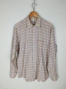 FILA-Camicia-Shirt-Maglia-Chemise-Camisa-Hemd-Tg-XL-Uomo-Man
