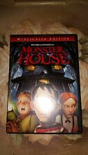 Columbia Pictures: DVD - MONSTER HOUSE animated movie