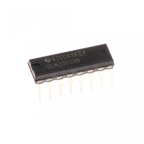 Lot ULN2003A Réseau de transistor Darlington 7 NPN 0.5A 50V Arduino
