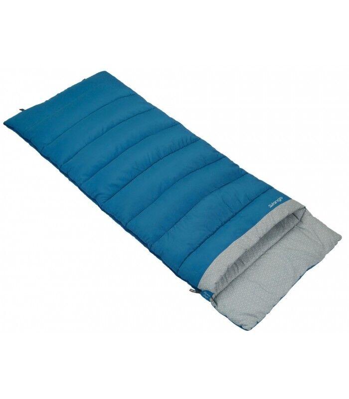 Vango Harmony Single Sleeping Bag bluee - - RRP .00