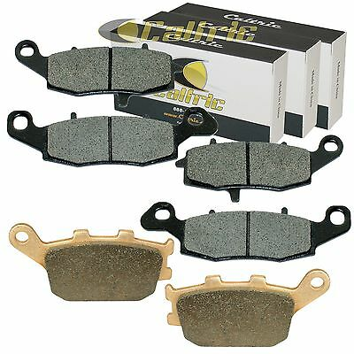 SV650S 2003-2009 BRAKES Front Rear Brake Pads For Suzuki SV 650 F 2009
