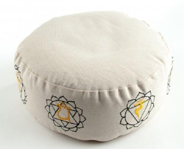 Cuscino 7 meditazione 7 Cuscino chakra meditazione Yoga Cuscino b6c871