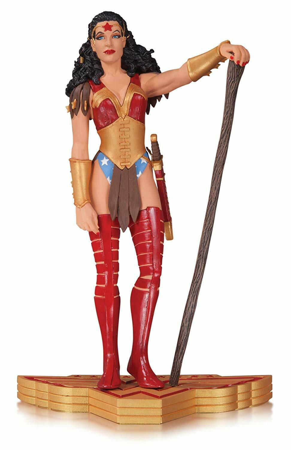 DC Collectibles The Art of War  Wonder Woman by Jill Thompson Statue 556 5200