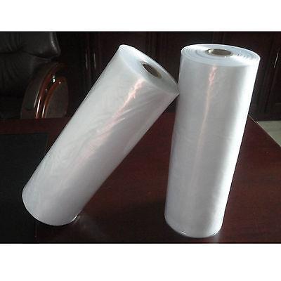 1000 PLASTIC FRUIT & VEG / FREEZER / BUTCHER / FOOD BAGS 170mm x 190mm