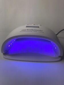 melodysusie eos9 54w professional led uv nail lamp dual