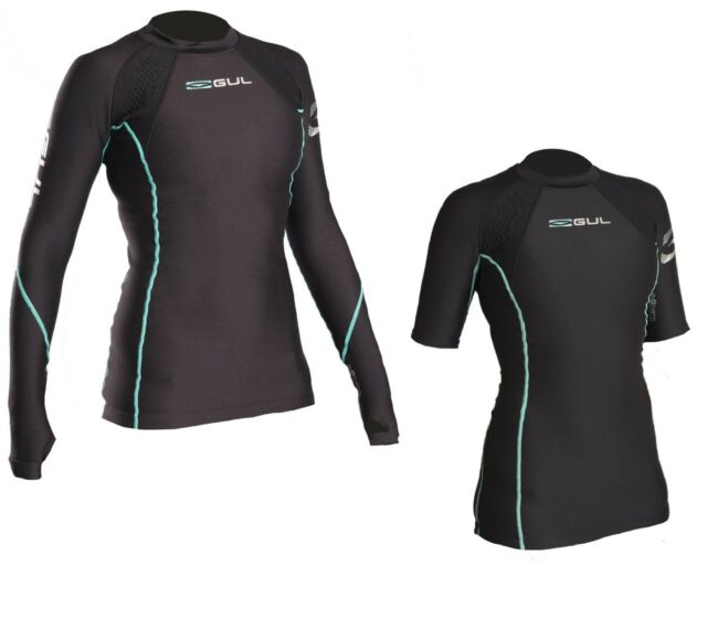 Nookie Softcore Thermal Base Layer Long Sleeve Rash Vest-Kayak,Surf,Ski,Canoe