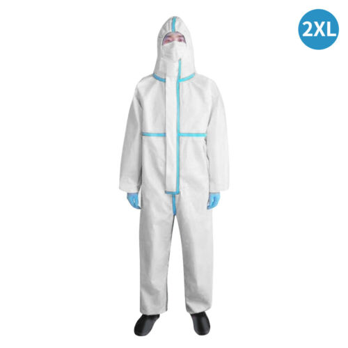 Breathable Medical Protective Clothing Factory Security Check Dust-Proof NEW
