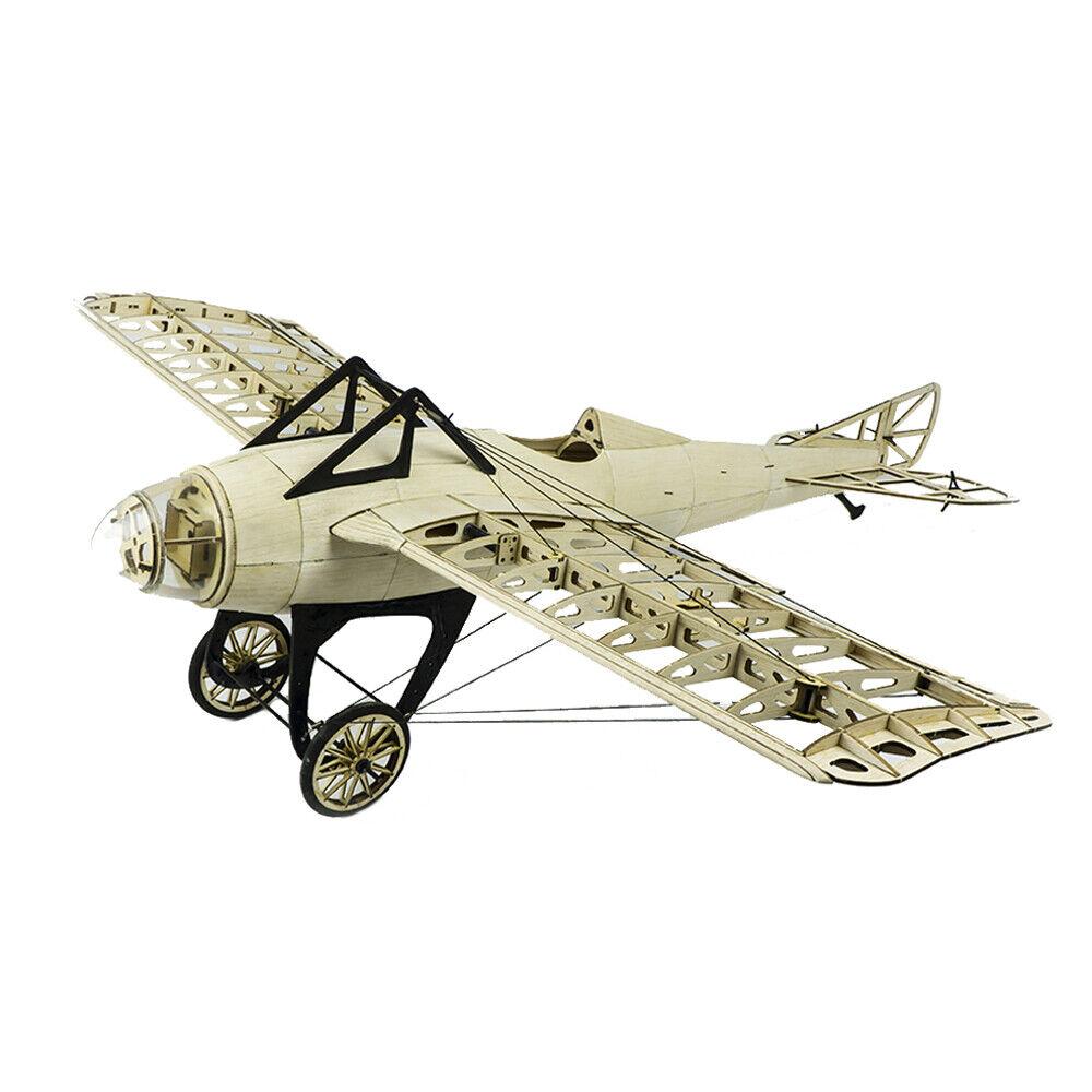 Deperdussin Monokoque 1000mm Wingspan Balsa trä Laser Cut RC Airplane Kit