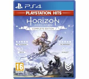 PS4 Horizon Zero Dawn - Currys