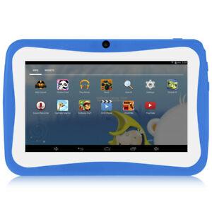 """Comprimido 7"""" comprimidos de Aprendizaje Niños Android Cámara HD 512MB+8GB Wifi 3G para niños"""