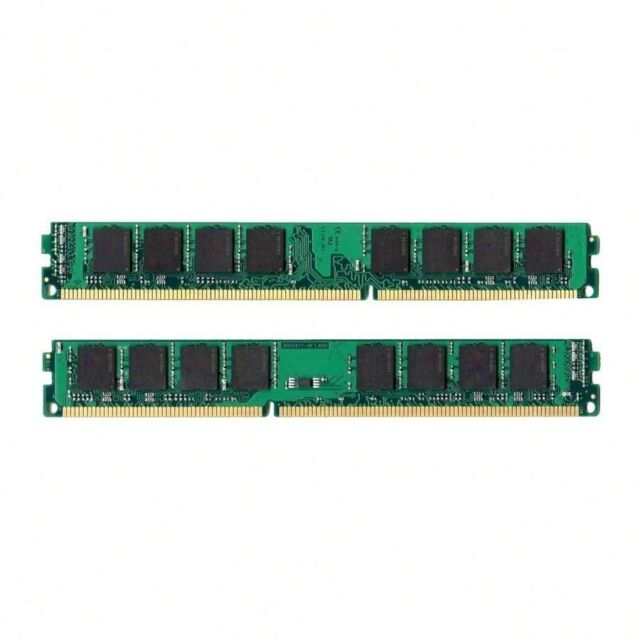 NEW 8GB 2x4GB PC3-10600 DDR3-1333MHz 240pin DESKTOP MEMORY Dell Inspiron 620