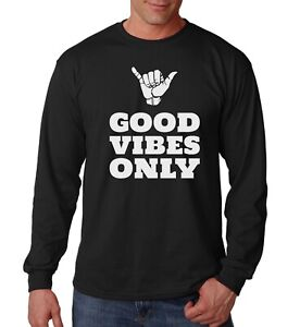 Long-Sleeve-Good-Vibes-Only-T-Shirt-Yoga-Motivational-Positive-Vibes-Gym-Tee