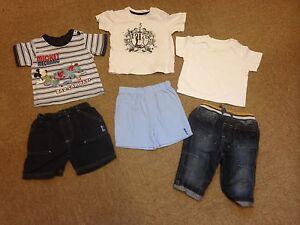 Obligeant Baby Boys Bundle 3-6 Mois-afficher Le Titre D'origine DéLicieux Dans Le GoûT