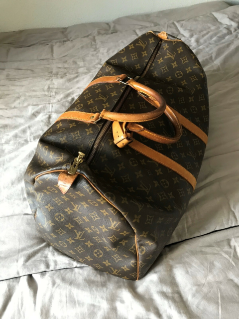 Weekendtaske, Louis Vuitton, Louis Vuitton Vintage - Model:…