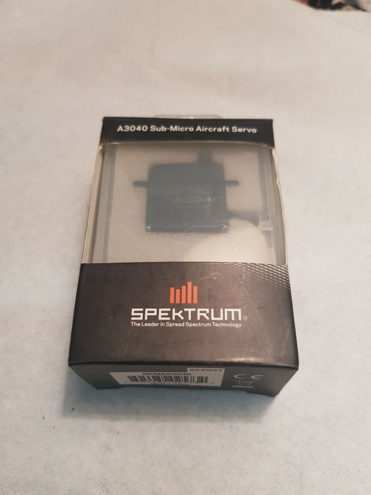 SERVII DIGITALI SPEKTRUM A040 ­SUB MOCRO DIGITAL HO TORQUE LUCRAFT MG