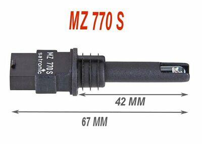 Cellule de brûleur Riello MZ 770 S Lg 8 cm Réf 3002548 NOU BINOMIO
