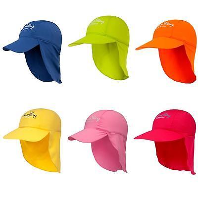 Legionnaire Beach Hat UV Protection for Kids Flap Cap Child Kids Sport 4sold Junior Girls Boys UPF 50