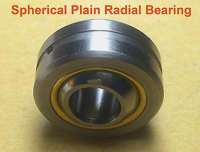 New 1pc GEBK10S PB10 Spherical Plain Radial Bearing 10x26x14mm