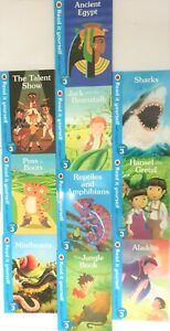 Read-it-Yourself-with-Ladybird-Level-3-10-Books-Collection-Brand-New