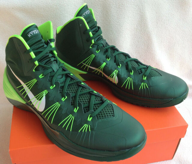 de381fdb1c65 ... good nike hyperdunk 2013 green 584433 300 ncaa basketball shoes mens 18  nba new 06487 83c33
