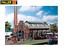 Faller-H0-120159-Lokschuppen-Lokwerkstatt-NEU-OVP miniature 1