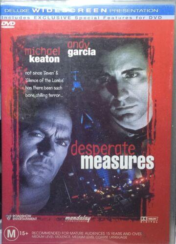 1 of 1 - Desperate Measures (DVD, 2007)