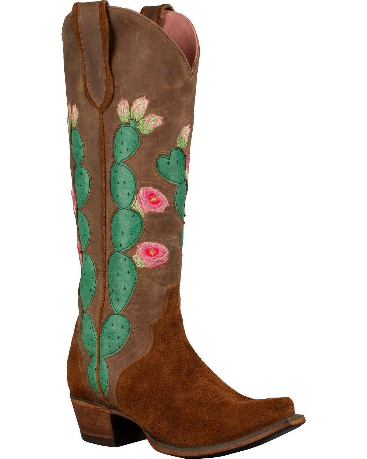 Junk Gypsy by Lane Women's Hard to Handle Western Boot - Snip Toe - JG0012A