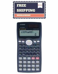 Image is loading Scientific-Calculator-Casio-FX-991MS-Fx-991-MS-
