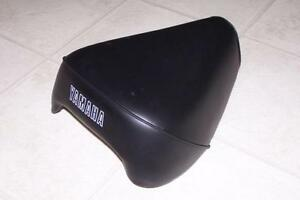 Yamaha-QT50-YAMAHOPPER-MA50-CARROT-scooter-moped-seat-cover-w-logo