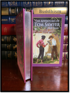Tom-Sawyer-by-Mark-Twain-New-Deluxe-Hardback-with-Slipcase-amp-Gilt-Gift-Edition