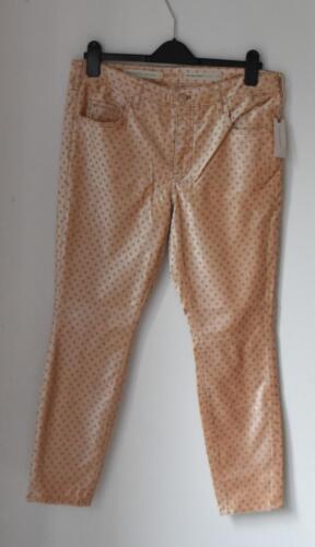 Anthropologie pilcro and the letterpress Cheville Pantalon Skinny RRP £ 88 BNWT #7