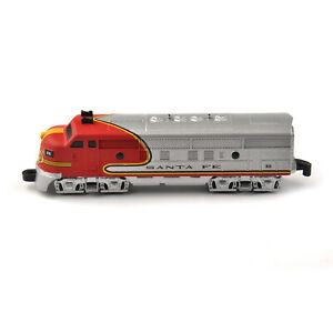 1-160-4in-Sante-FE-Classic-Train-Model-Diecast-High-Quality-Vehicle-Model-Car-To