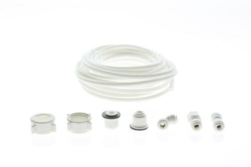Approvvigionamento idrico Connettore Tubo Tubo Di Filtro Kit per Kenwood frigorifero doppio americano