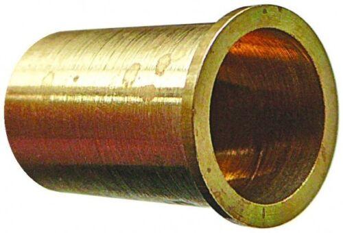 SUPPORTO IN OTTONE TUBO INTERNO 12 mm tubo di supporto B11-01099
