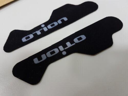 Road Brake Lever Grip /& Shifter Grip Black Otion Micro-Cilia