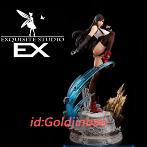 1/6 Scale FFVII Final Fantasy Tifa Lockhart Resin Figure