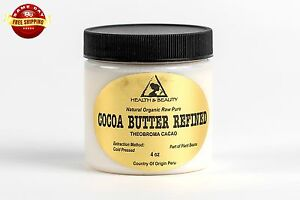 COCOA-CACAO-BUTTER-ULTRA-REFINED-ORGANIC-NATURAL-RAW-GRADE-A-PRIME-4-OZ