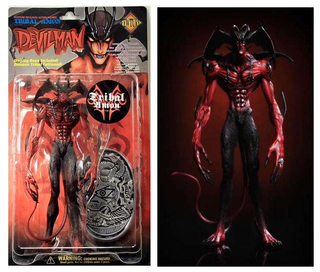 DEVIL MAN 7  AMON Manga Anime Horror Zombie Figure by Fewture Japan, Devilman