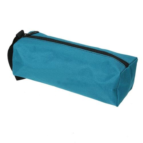 Zipper Storage Tool Bag Pouch Organize Small Parts Hand Tool Plumber Electrician
