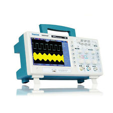 "Hantek DSO5102P Digital Oscilloscope 100MHz 2Channels 1GSa/s sample rate 7"" TF"