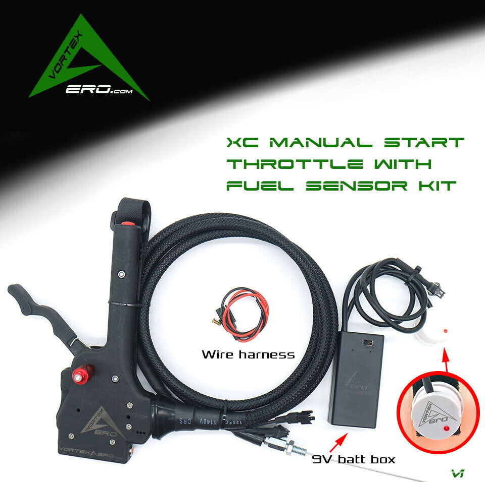Throssotle, Paramotor, energiaosso Paragliding,Moster, Polini Style, MestrellaT FUEL KIT
