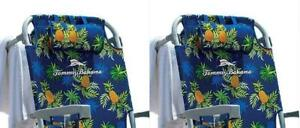 Tommy Bahama Backpack Beach Chairs (2-Pack) Pineapple Edition AVAILABLE ON AMAZON PRIME RIGHT NOW ! Canada Preview