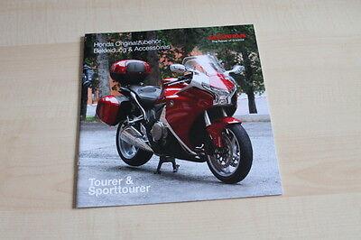 AnpassungsfäHig 106468 Prospekt 02/2011 Zu Den Ersten äHnlichen Produkten ZäHlen Honda Motorrad Tourer & Sporttourer Zubehör