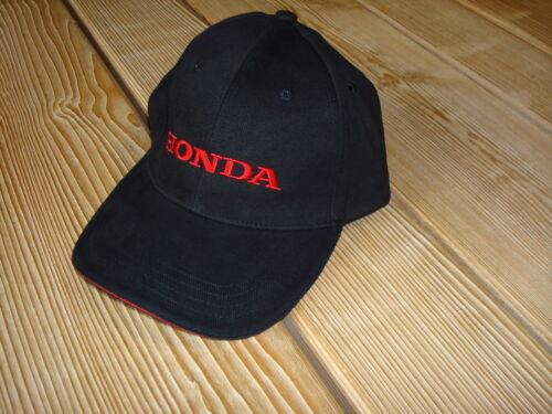 Honda Base-Cap Avec aufgesticktem Logo
